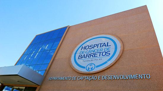 hospital de cancer de barreto